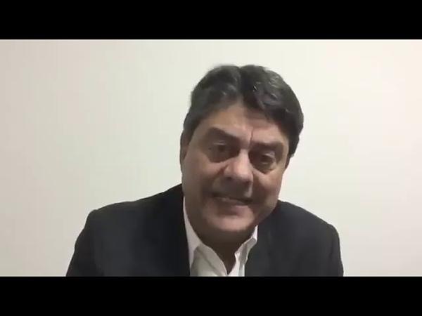 """Deputado Wadih Damous (PT), ex-presidente da OAB, disse """"tem que fechar o STF"""" e ninguém reagiu"""