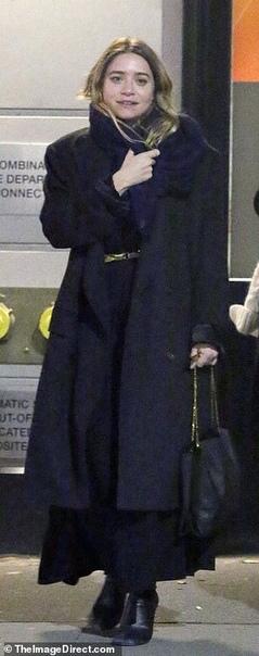 Мадонна Эшли ОлсенСара Джессика Паркер на съемках