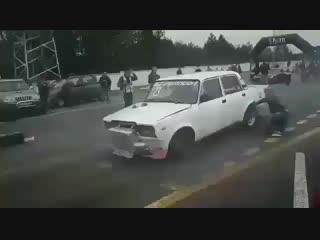 Drag racing Mercedes vs. Жигули_ Гонка Авто_ Выкуп авто в Приморском крае_ Автоп.mp4