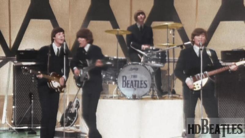 The Beatles - Help! [Blackpool Night Out, ABC Theatre, Blackpool, United Kingdom (1)