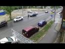 Бегун через дорогу vs таз