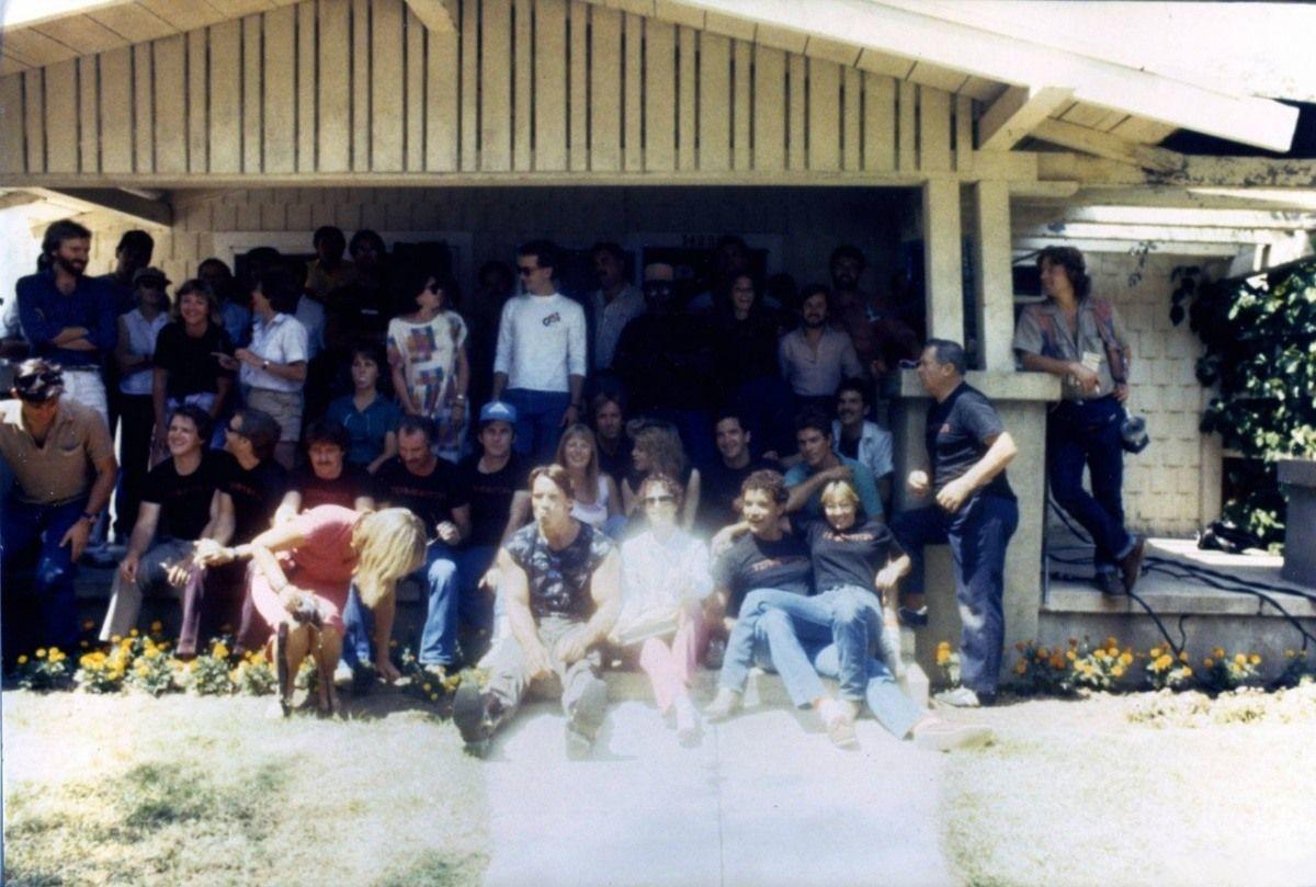 Фотографии со съёмок и интересные факты к фильму Терминатор 1984 год