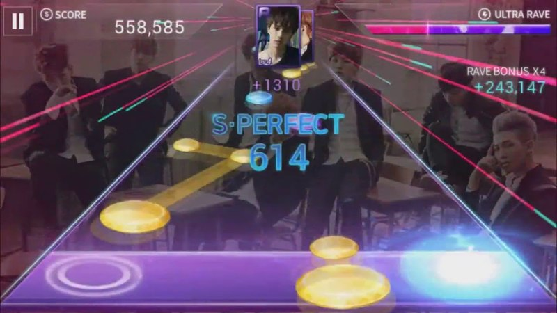 SuperStar BTS | BTS - Cypher pt 2 (Triptych) | RM | normal |