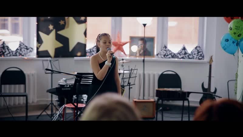 Отчетный концерт 2018. Салмышская