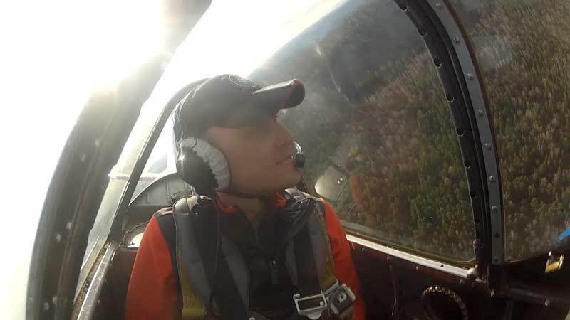 Пилотаж Як-52
