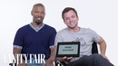 Jamie Foxx and Taron Egerton Teach You Medieval Slang Vanity Fair
