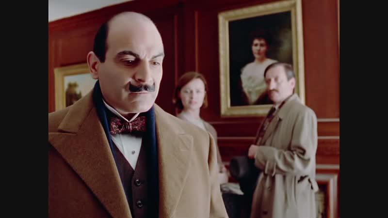 Пуаро Рождество Эркюля Пуаро (1994) - детектив, реж. Эдвард Беннетт