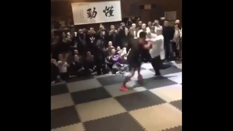 Кунг-фу vs. Бокс