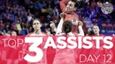 Top 3 Assists | 10 December | Women's EHF EURO 2018