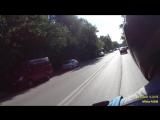 поездка на скуторе грейс в двоём видео снято вторым пилотом 17.06.2018г.в Арзамасе (часть 1)