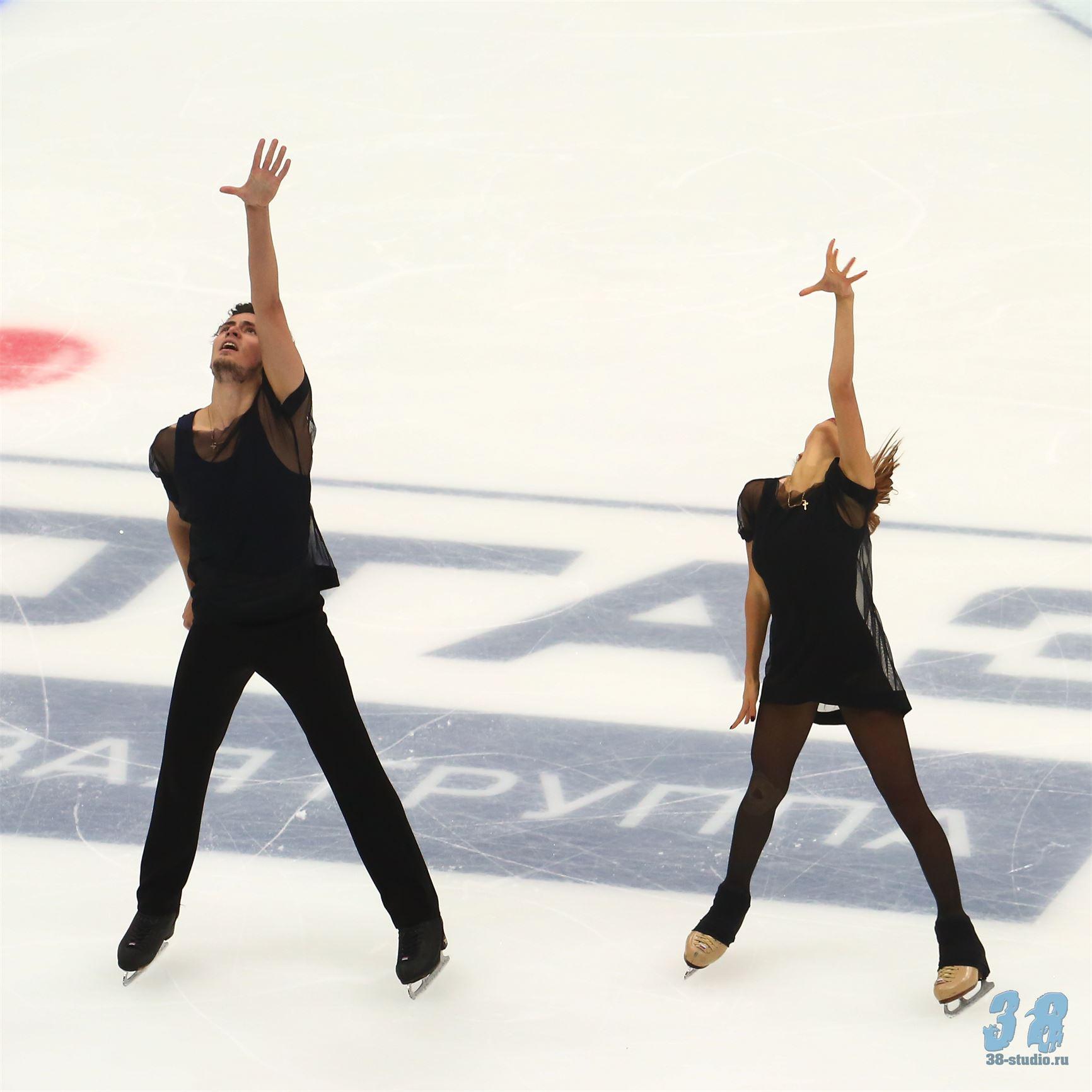 Анастасия Шпилевая - Григорий Смирнов/ танцы на льду - Страница 12 -xRgO0hgW70