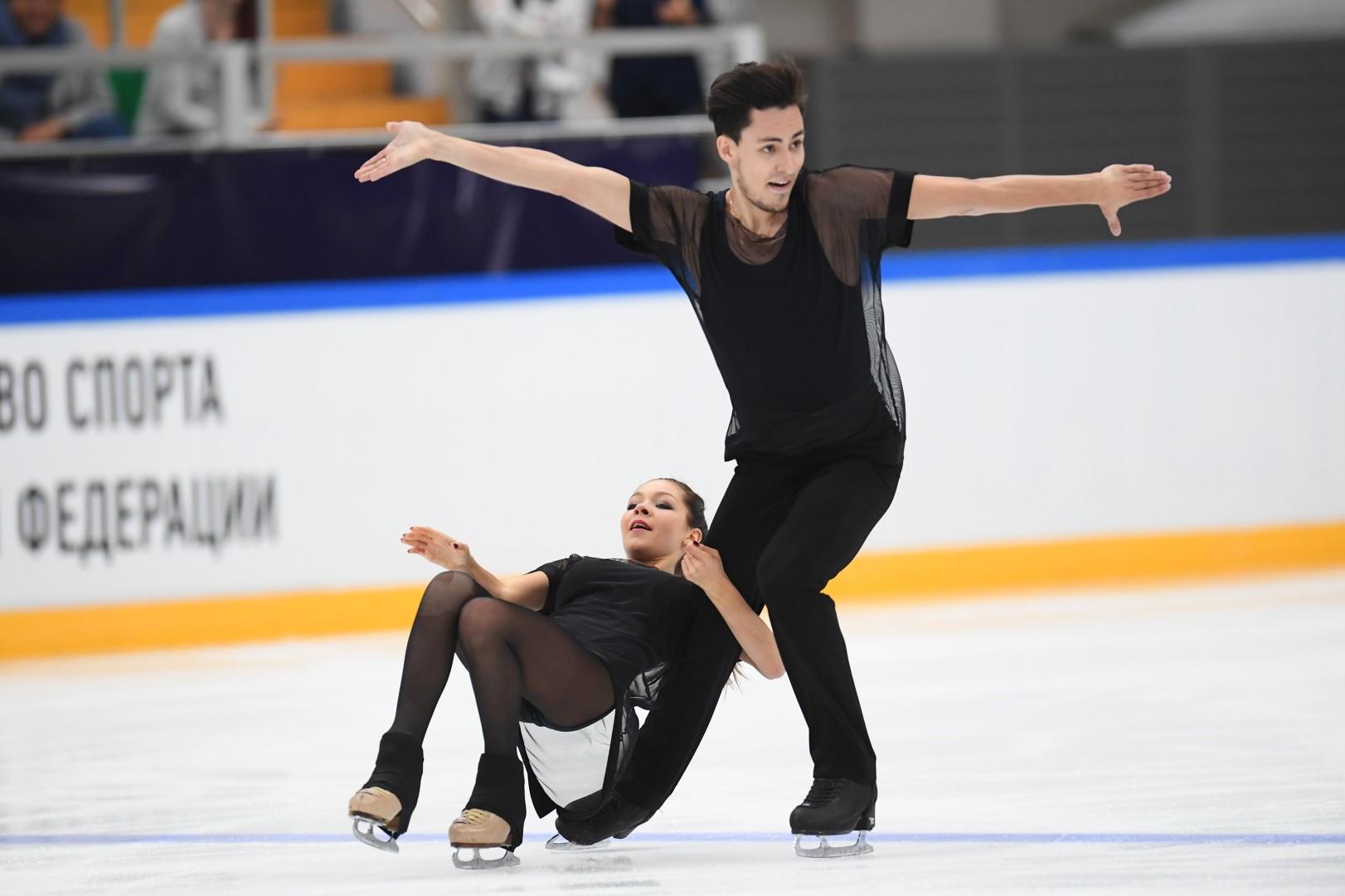 Анастасия Шпилевая - Григорий Смирнов/ танцы на льду - Страница 12 I69tyhUzJY0