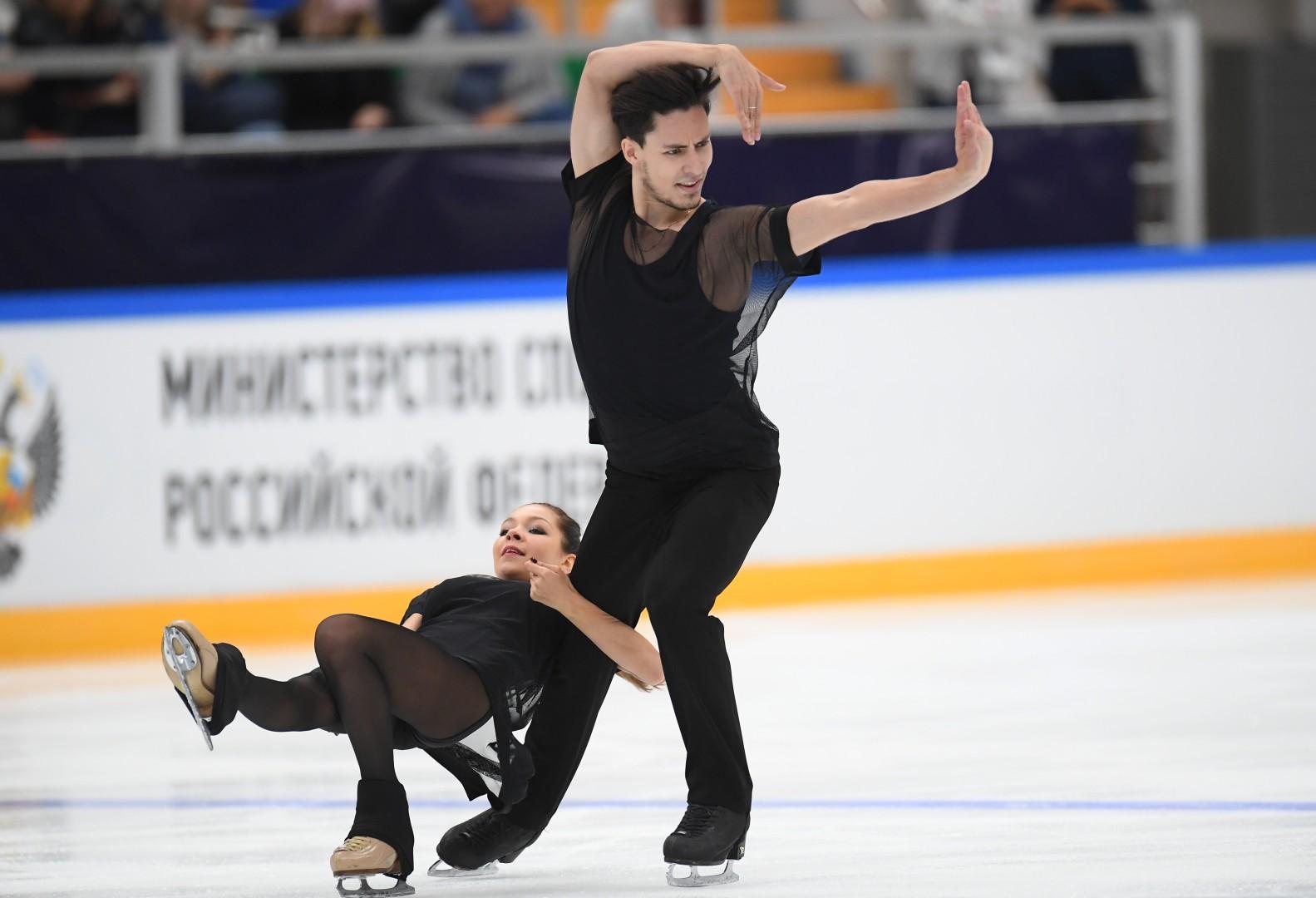 Анастасия Шпилевая - Григорий Смирнов/ танцы на льду - Страница 12 _bIbklwMK14