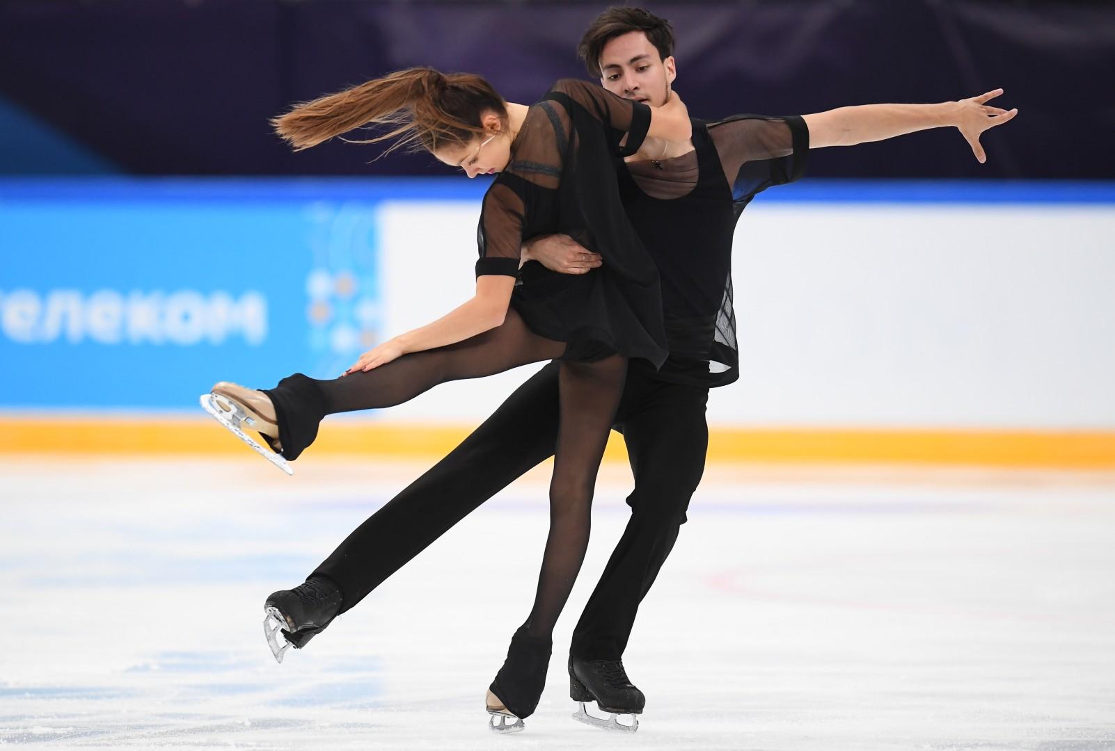 Анастасия Шпилевая - Григорий Смирнов/ танцы на льду - Страница 12 CmaCfY-t5Tw