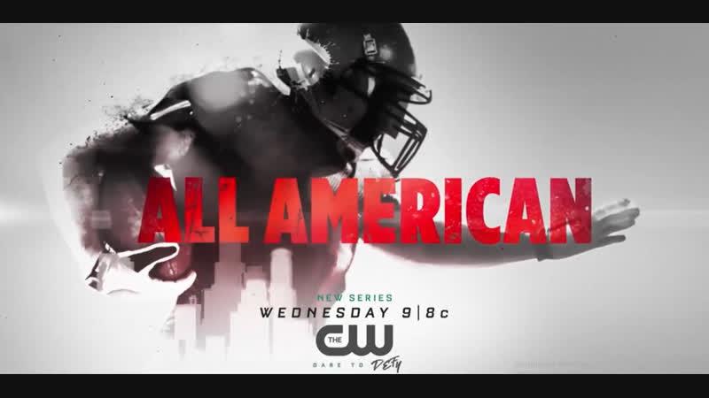1x07 All American Promo
