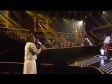 Jennifer Holliday - And Im Telling You (Hanna) The Voice Kids 2014 Blind Audition