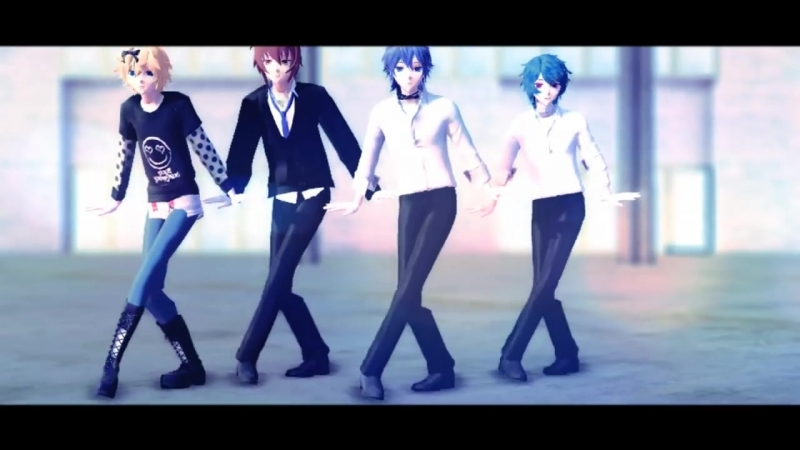 MMD Mukami Brothers Not Today