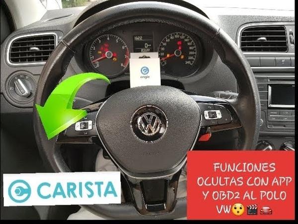 ACTIVAR FUNCIONES OCULTAS OBD POLO - VW kodyvanx