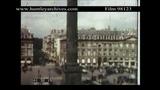 Paris in colour in the 1930's. Archive film 98123| History Porn