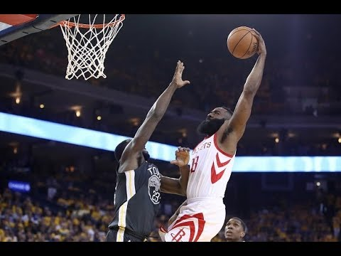 James Harden's Best Dunks of the 2018 NBA Playoffs! NBANews NBA NBAPlayoffs Rockets JamesHarden