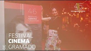 Natalia Oreiro recebe o Kikito de Cristal no Festival de Cinema de Gramado