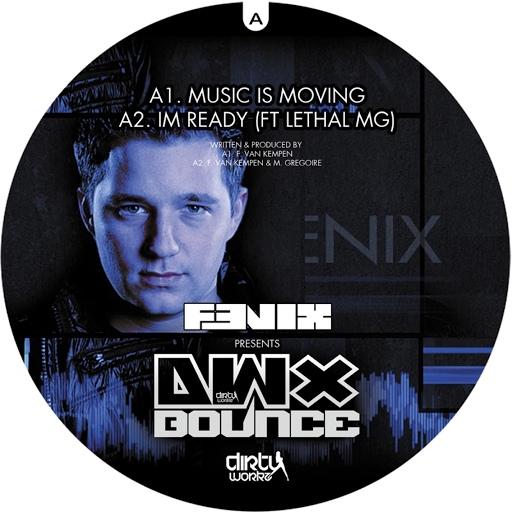 FeniX альбом DWX Bounce Sampler