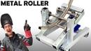 How I Built a Metal Roller | James Bruton