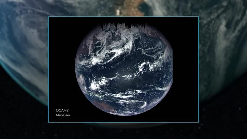 NASA spacecraft OSIRIS-REx Mission to Bennu