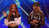 America's Got Talent-Good Girl-singing En Vogue