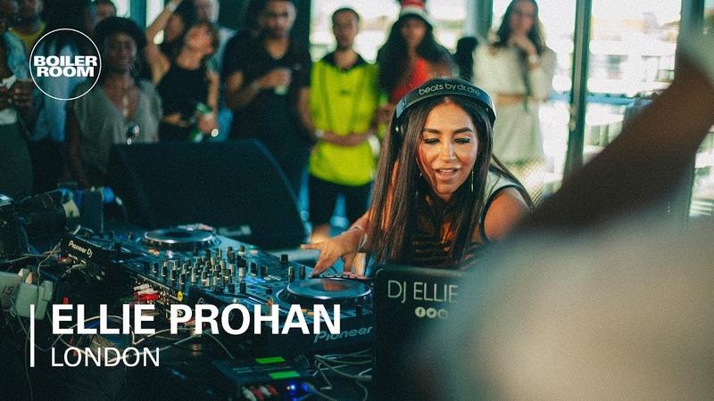 Ellie Prohan Hip Hop RB Mix | Boiler Room Sounds Like London