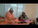 Шрила Бхакти Вигьяна Бхарати Махарадж. Чандигарх 20151105 110350