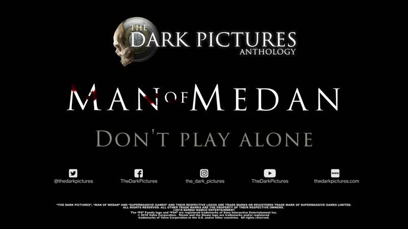 """The Dark Pictures – Man of Medan - """"Ghost Ship"""" Trailer ¦ PS4, X1 and PC"""