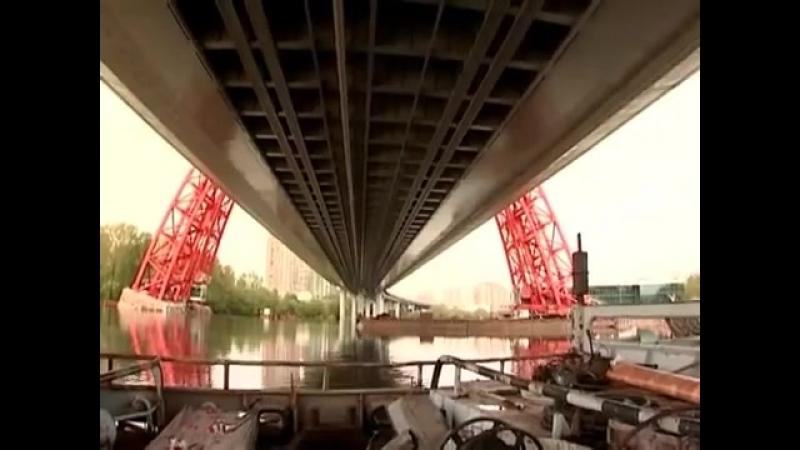Живописный мост 27 из 50 чудес Москвы