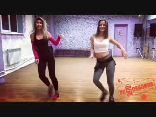 Bachata Lady Style Anna Chukanova & Natali Kull
