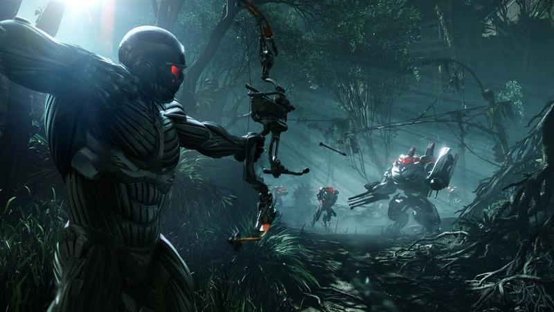 Суперсолдат спасает планету от вторжения инопланетян Игровой фантастический фильм Crysis 3