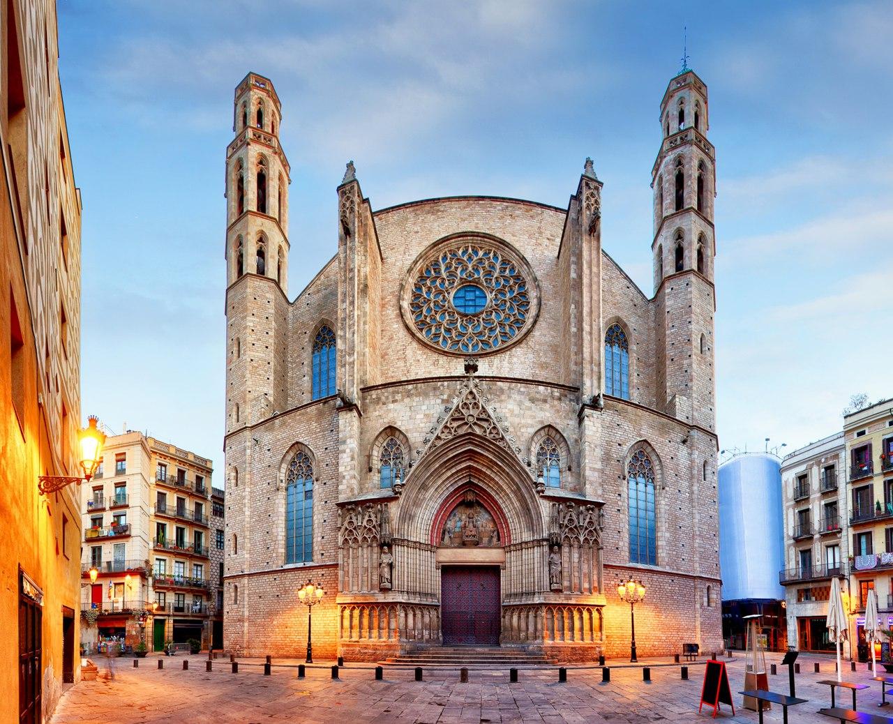 GidfyfrrDyk Барселона – один из самых космополитичных городов мира.