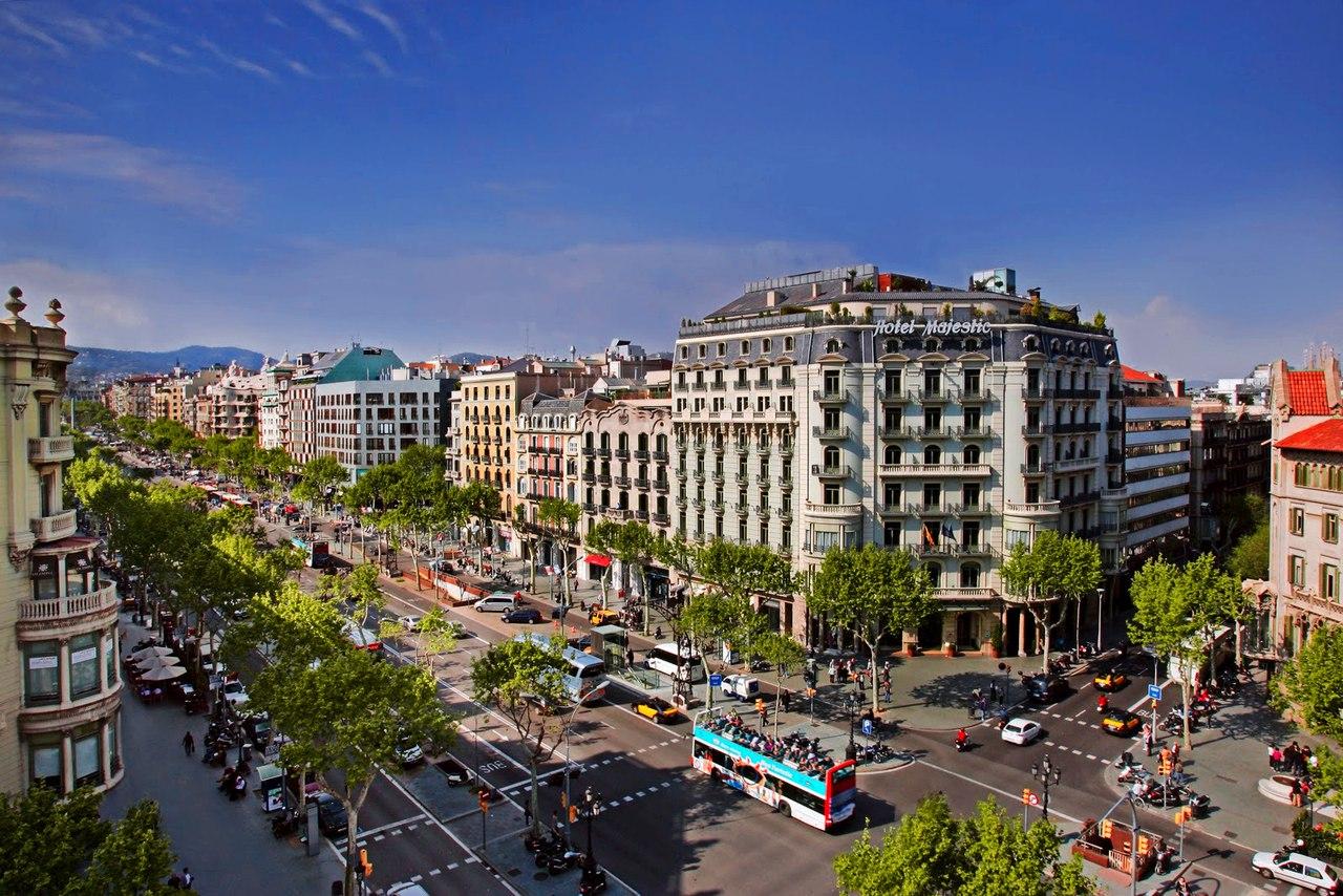 Z6ohAOvozIo Барселона – один из самых космополитичных городов мира.
