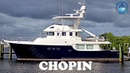 Trawler for Sale Nordhavn 60 CHOPIN SOLD