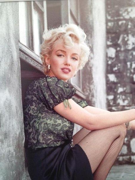 Мэрилин Монро, 1956 г.
