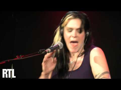 Beth Hart - Something's got a hold on me en live dans les Nocturnes RTL présentées par Georges Lan