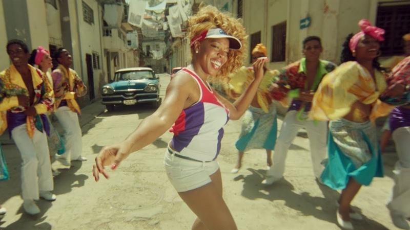 Yanela Brooks (ft. Buena Vista Social Club) Cubanos por el Mundo - Latin Mix