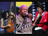 B.B. King with Slash _The Thrill Is Gone_. Amazing.