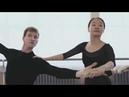 Дуэтный номер на музыку Чайковского из балета лебединое озеро
