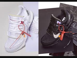 NIKE / OFF-WHITE Air presto Unboxing & Review