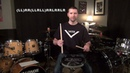 Jeff Jones Triple Slappa Flappadiddle Marching Snare Lick