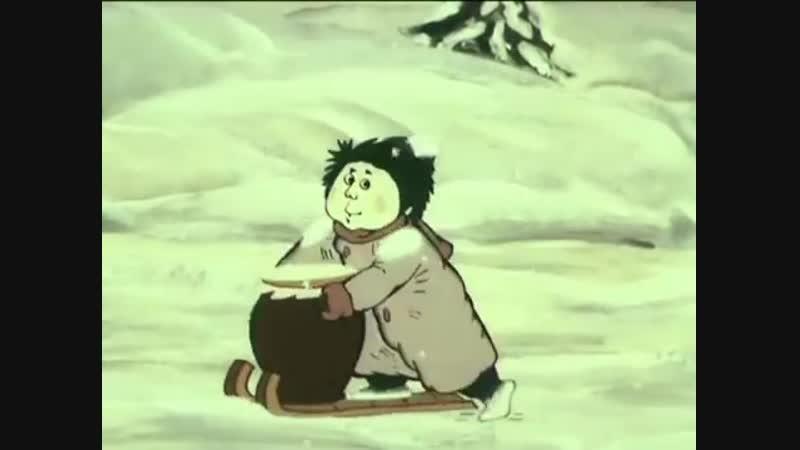 Ишь Ты, Масленница! Союзмультфильм 1985, СССР