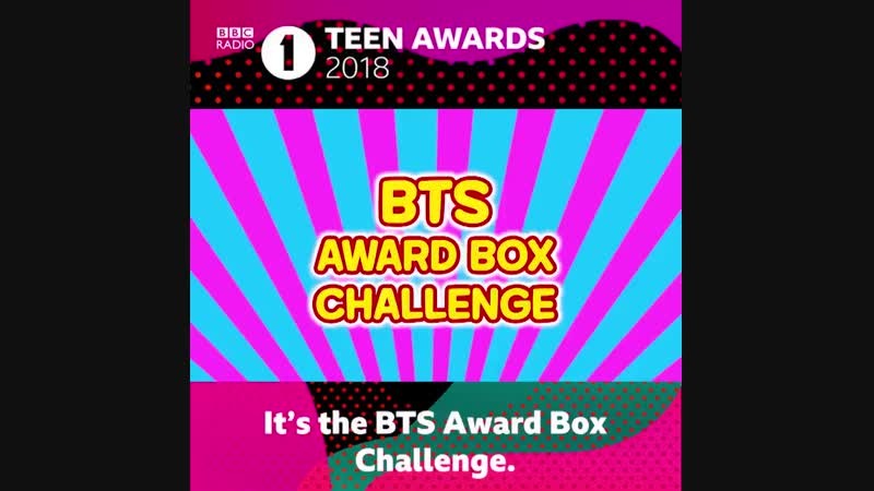 7️ boxes. 2️ have shiny R1TeenAwards inside. 5️ are filled with surprises.