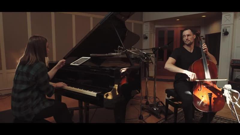 Шикарный инструментальный кавер Coldplay - The Scientist (Cello Piano) - Brooklyn Duo