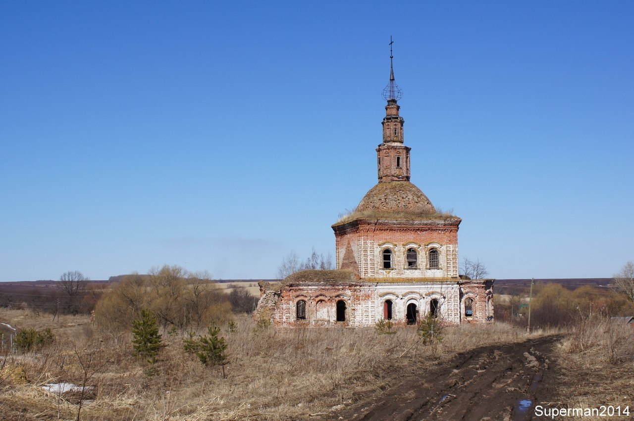 Село Семёновское-Советское