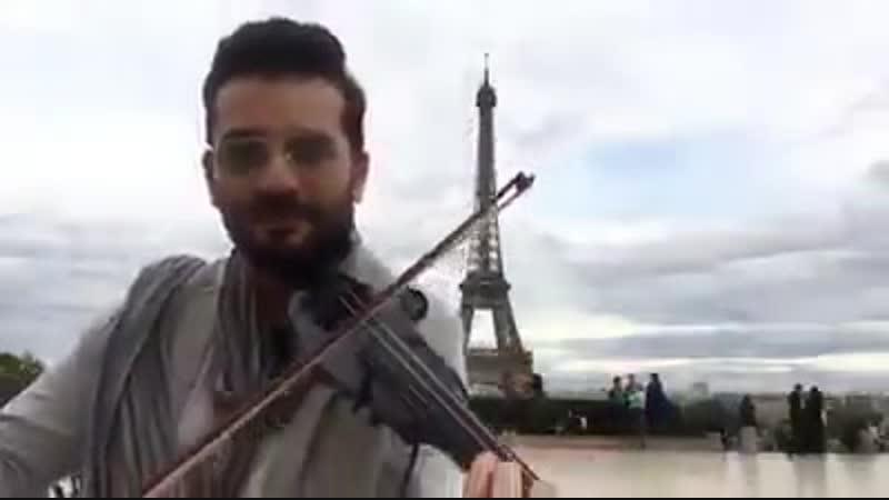 Парижанин без желтого жилета